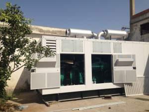 Groupe électrogène 1000 kVA Gelec Energy - Groupe électrogène 1000 kVA Maroc