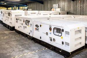 Groupe électrogène Diesel GELEC de 8 à 1700 kVA