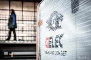 Groupes électrogènes diesel Gelec