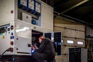 Maintenance installation groupe électrogène