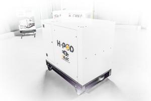 HPOD système de gestion et de stockage d'énergie