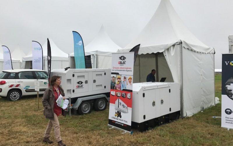 GELEC Energy présent aux salons des CUMA à Lisieux !