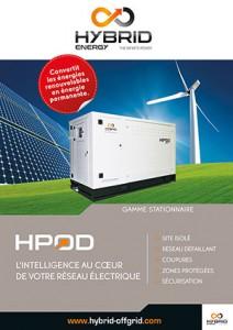 Plaquette Hybrid Energy en français