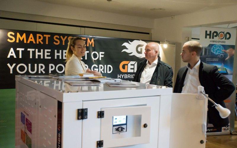 GELEC Energy en Allemagne à PHAESUN WORKSHOP !