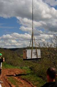 HPS dans une maison du 14ème siècle - Installation 100% hybride hors réseau groupe électrogène