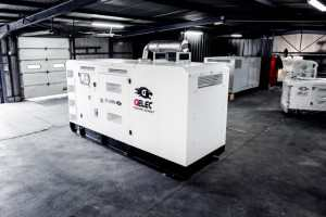 Groupe électrogène Diesel LION GELEC