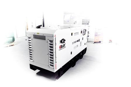 GELEC Energy Diesel gensets