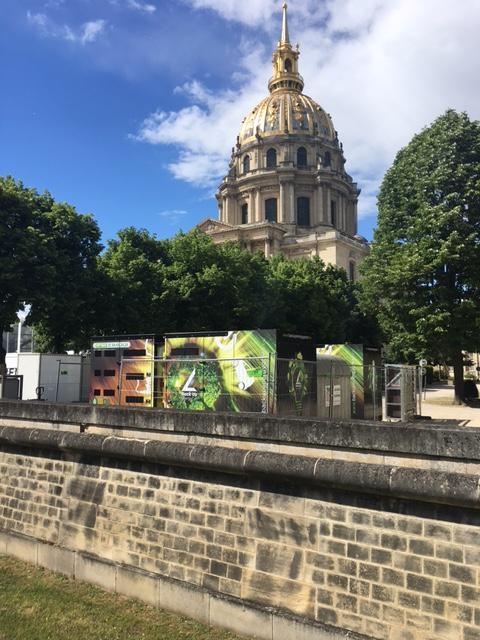 groupes électrogènes à l'huile végétale place des invalides à paris - Groupe électrogène huile végétale éligible biomasse Paris