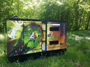 Groupe électrogène gelec back up energy festival welovegreen (1)