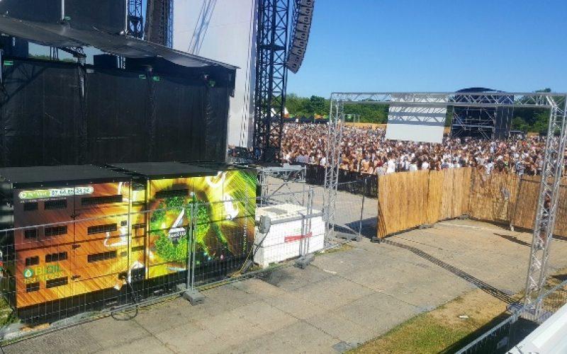 Les groupes GELEC au festival WELOVEGREEN !