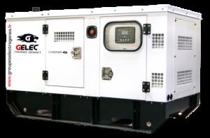 Gelec Panther - Groupe électrogène Gelec Panther