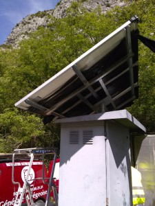 HPOD solaire pour edf tarascon-sur-ariege