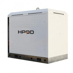 H POD stockage d'électricité