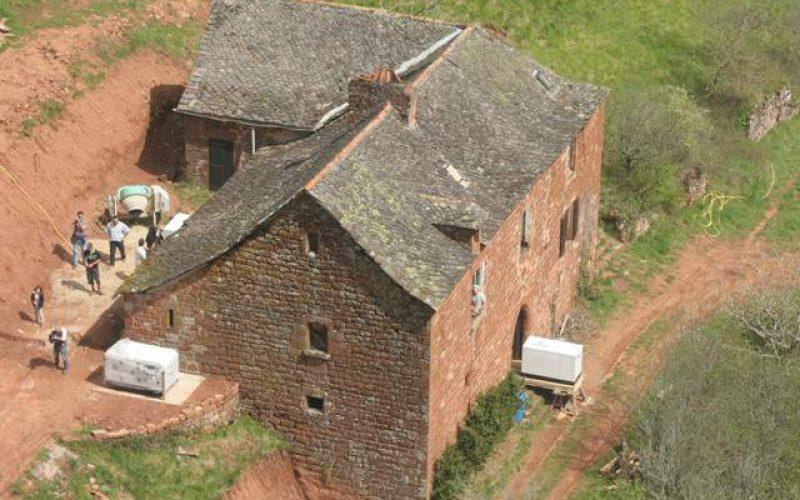 HPS dans une maison du 14ème siècle en Aveyron