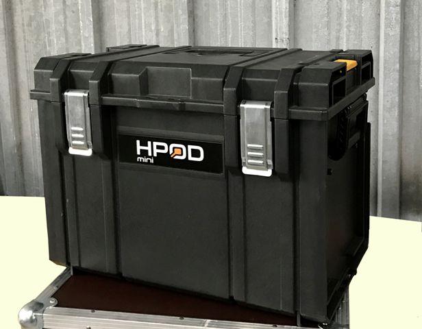 HPOD Mini ultra compact