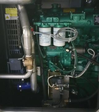 Groupe électrogène Gelec huile végétale et cogénération