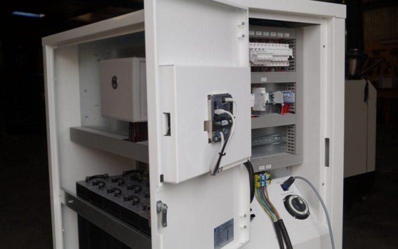Installation d'un HPOD et d'un groupe électrogène à Madagascar !