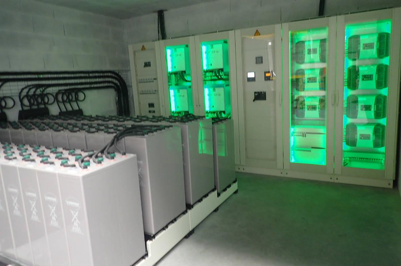 Mini centrale électrique autonome Gelec