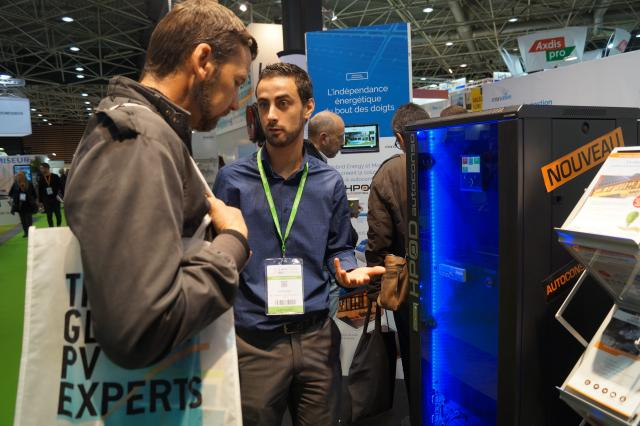 HYBRID ENERGY PRESENTS ITS NEW SELF-CONSUMPTION SYSTEM
