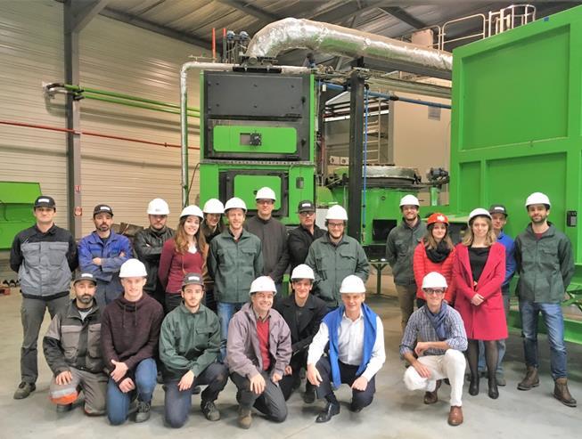 Centrale biomasse Sicile Mini Green Power