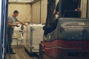 Transport d'un HPOD