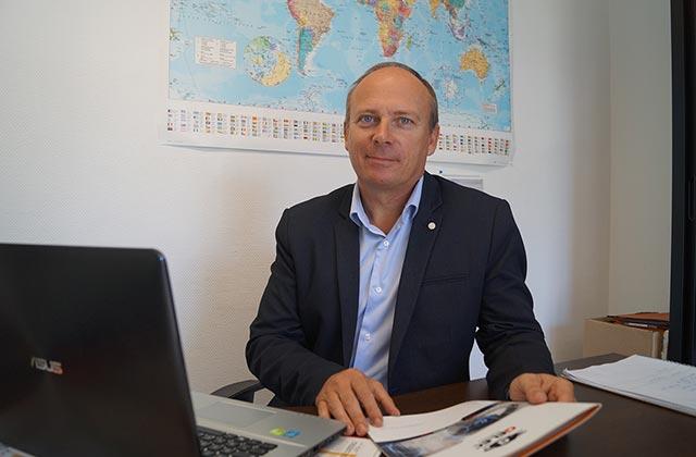 Eric Lemoine Sales Manager