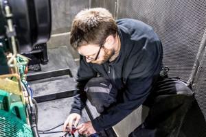 Dimitri Perrot mechanic