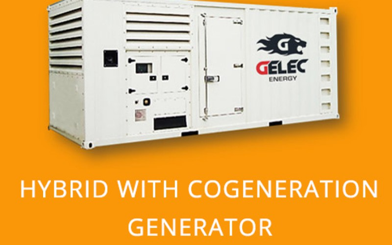 CONTAINERISED HYBRID ELECTRICITY POWER STATION