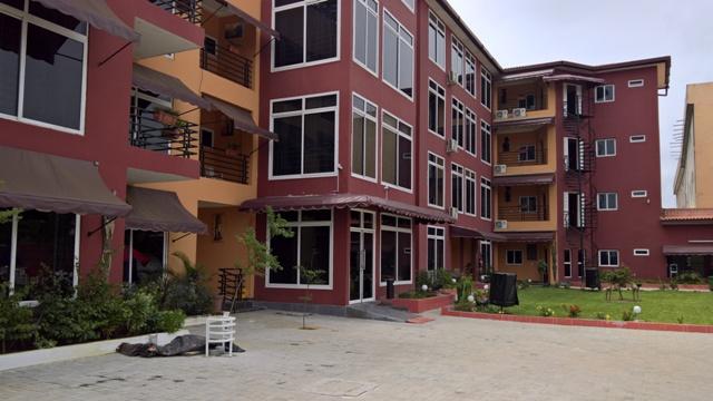Sécuriser l'alimentation électrique - Groupe électrogène hôtel Le Récent Cote d'Ivoire