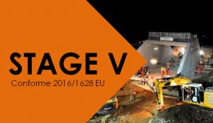groupe electrogene stage v conforme 2016/1628 EU