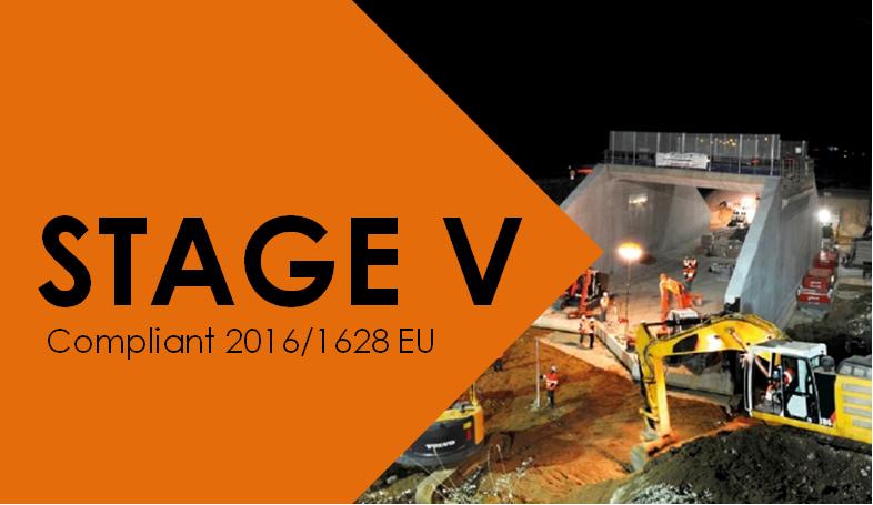 stage V generator