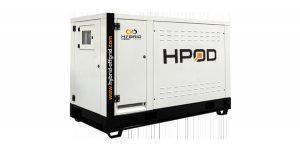 HPOD stockage d'électricité