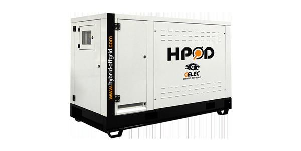 Stationary HPOD against unballasting