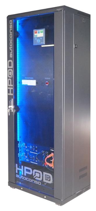HPOD autoconsommation électrique