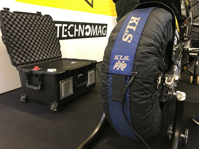 HPOD MICRO TESTED AT THE FRENCH MOTORCYCLE GRAND PRIX