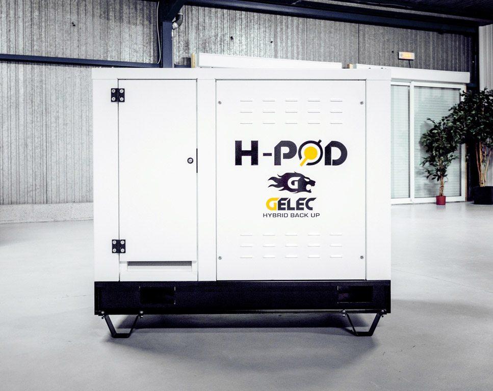 HPOD gestion et stockage d'énergie Hybrid energy